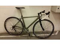 Sabbath Sportive Titanium Road Bike,Shimano throughout,Dura Ace,Carbon Fork,Specialized,Trek,Giant