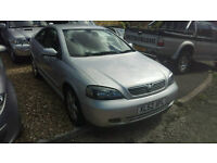 2002 Vauxhall Astra 16V Bertone Coupe Low Mileage