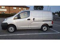 Nissan NV200 se dci,Van 2012,Diesel 1.5,HPI clear,46 k,New MOT,Servi his,1 owner,2sliding door,noVAT