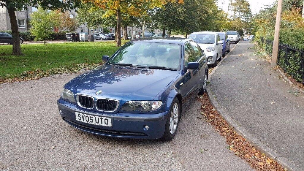 BMW 320 DIESEL, 4dr, 2005