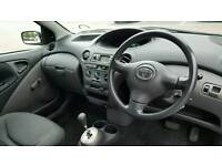 2003 TOYOTA YARIS 1.0cc..AUTO..MOT..1 PREVIOUS OWNER..AUTOMATIC..HPI CLEAR..GREAT RUNNER