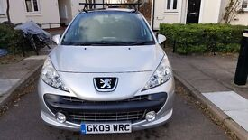 Peugeot 207 1.4 VTi Cielo 5dr Panoramic Glass roof
