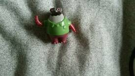 Monster Inc university figure toy kid