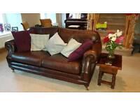 Thomas Lloyd Leather sofas