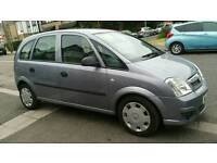 Vauxhall Meriva 1.7 CDTi 5dr Manual 1 Owner From New Excellent Runner New Brake Disc Pads