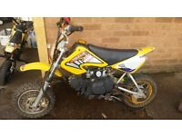 Pit Bike 110cc Pitbike Manual