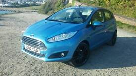 Ford fiesta 1.4 style 2012