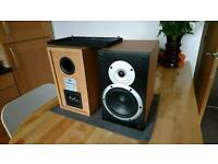 Eltax Silverstone 110 hifi speakers, offers welcome