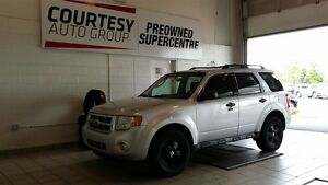 2011 Ford Escape XLT | 3.0L V6 4X4 | Satellite Radio Capabilitie