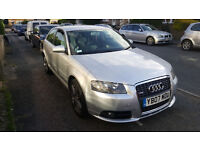 AUDI A3 2007 SPECIAL EDITION S-LINE