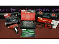 Selection of snap-on tools for sale