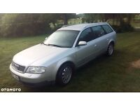 Audi A6 2000 Estate 1.8 Turbo Petrol, Manual, Clean inside and out, left hand drive, bargain, px