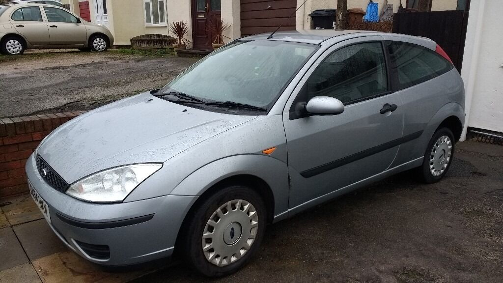 2004 ford focus flight 3dr 85k miles 12 months mot. Black Bedroom Furniture Sets. Home Design Ideas