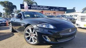 2013 Jaguar XK 5.0L V8 Auto 2 Door Coupe #1090 Condell Park Bankstown Area Preview
