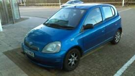 Toyota yaris 1.3 good drive 5dr