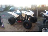Quadzilla 500xlc road legal quad /raptor/ltz