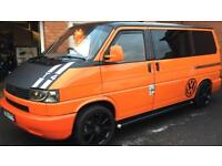 Vw t4 1.9 td mot day van new waterpump new cambelt all the belts new battery and glow plug leds
