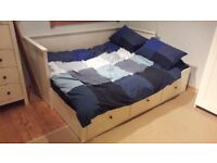 Ikea Hemnes Day Bed - great condition - absolute bargain