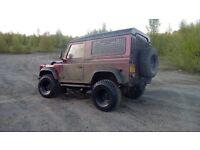 Land Rover Defender 90 tdi300