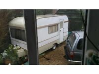 CARAVAN IDEAL SPARE ROOM OFFICE OR ROAD WITH LITTLE TLC