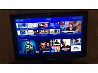 "Samsung 32"" black tv £60"