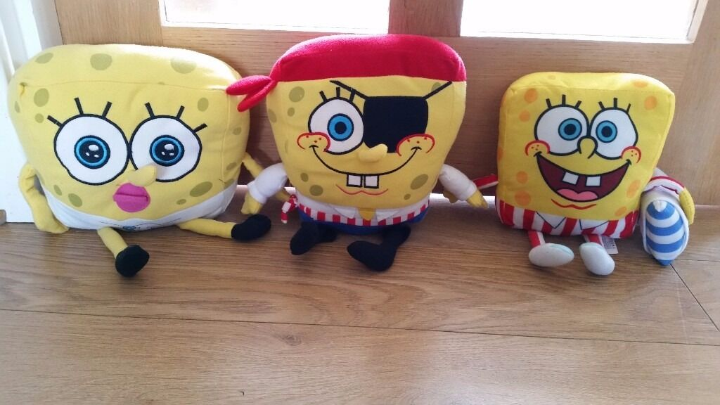 Sponge Bob Toys (From Nickeloden Land) | in Macclesfield, Cheshire ...