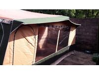 Isabella Challenger Awning