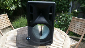 RCF ART 310A Speaker Cabinet with Working HF Driver