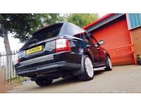Range Rover Sport 2.7 Diesel 55 plate (SWAPS??)