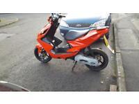 Yamaha Aerox 50cc 06 Plat