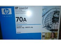 Genuine HP Laser Jet 70A Print Cartridge.