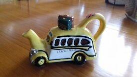 Teapot tours