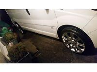 Vivaro t5 wheels