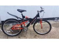 """RALEIGH MAX MOUNTAIN BIKE """"I will deliver"""""""