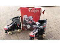 Boys Quad Roller skates (M 37-40)