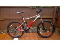 Voodoo Canzo 2015 27.5 Full Suspension, BRAND NEW