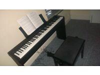 Kawai es100 digital piano (88 wieghted keys)