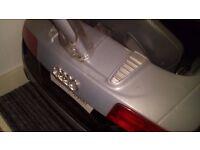 Kids Audi r8 car