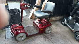 Mobility scooter shoprider