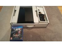 PS4 with 4 games controller and power lead (No fallout 4)