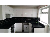 Kitchen units hob double oven everything for quick sale