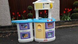 Little tikes toy kitchen