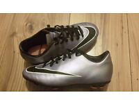 Nike football boots/blades UK Size 3