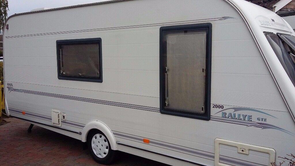 **2000 Compass Rallye 4.9L 4 Berth Touring Caravan**