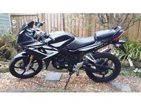 SkyJet 125cc Motorcycle - MOD'd Till 26-10-18