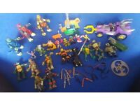 Large selection of toys for sale