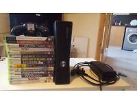 Xbox 360 250Gb - 14 Games
