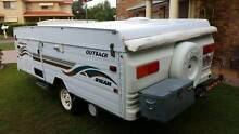 2000 Jayco Swan Outback Taigum Brisbane North East Preview