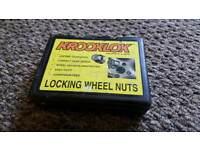 KRO86 - Krooklok Locking Wheel Nut Set