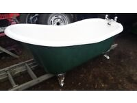 SLIPPER BATH ASHTON . VGC HARDLY BEEN USED . £550. ( COST £2000).